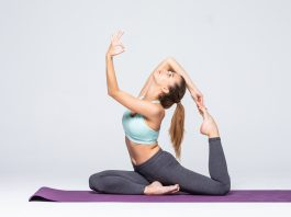 Yoga Poses For stress And Relax