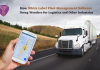 How White Label Fleet Management Software Doing Wonders for Logistics and Other Industries