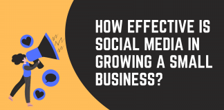 How effective is social media in growing a small business - Assignment Achievers