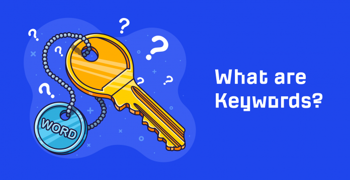 what-are-keywords