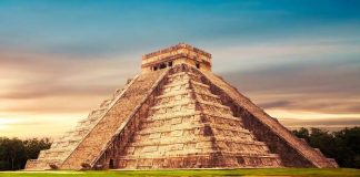Most Amazing Pyramids in Mexico