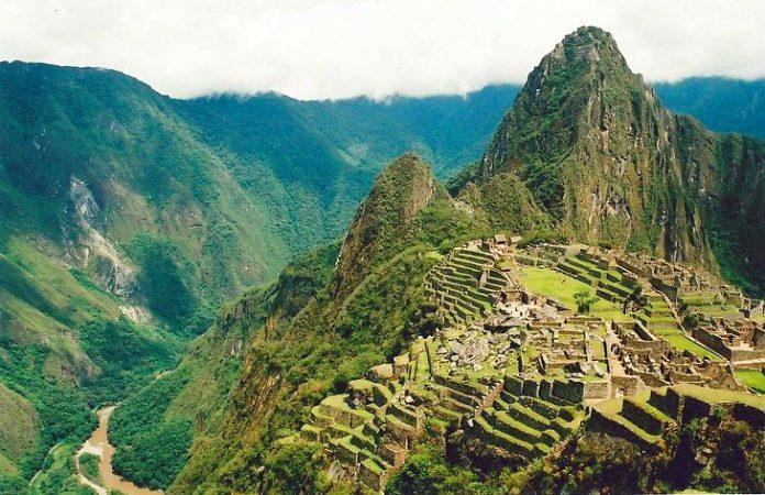 Sights in Peru