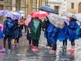 Personalized Umbrellas, Personalized Rain Ponchos, Custom Rain Ponchos