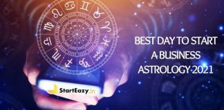 Best day to start a business astrology 2021
