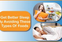 Get Better Sleep By Avoiding These Types Of Foods