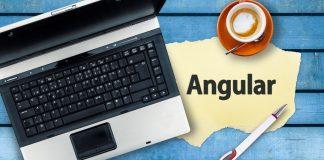 Angular web framework