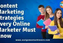 Content marketing stratrgy